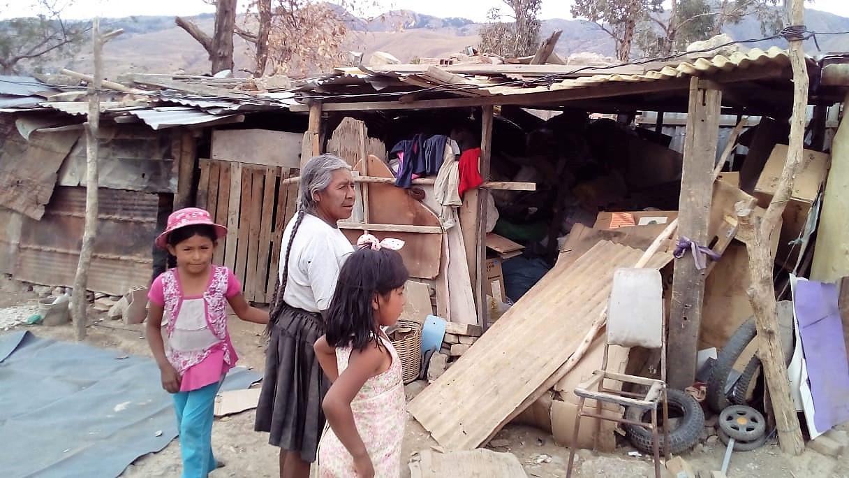 El Mercado Bolivia
