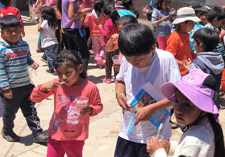 Tandheelkunde project Bolivia