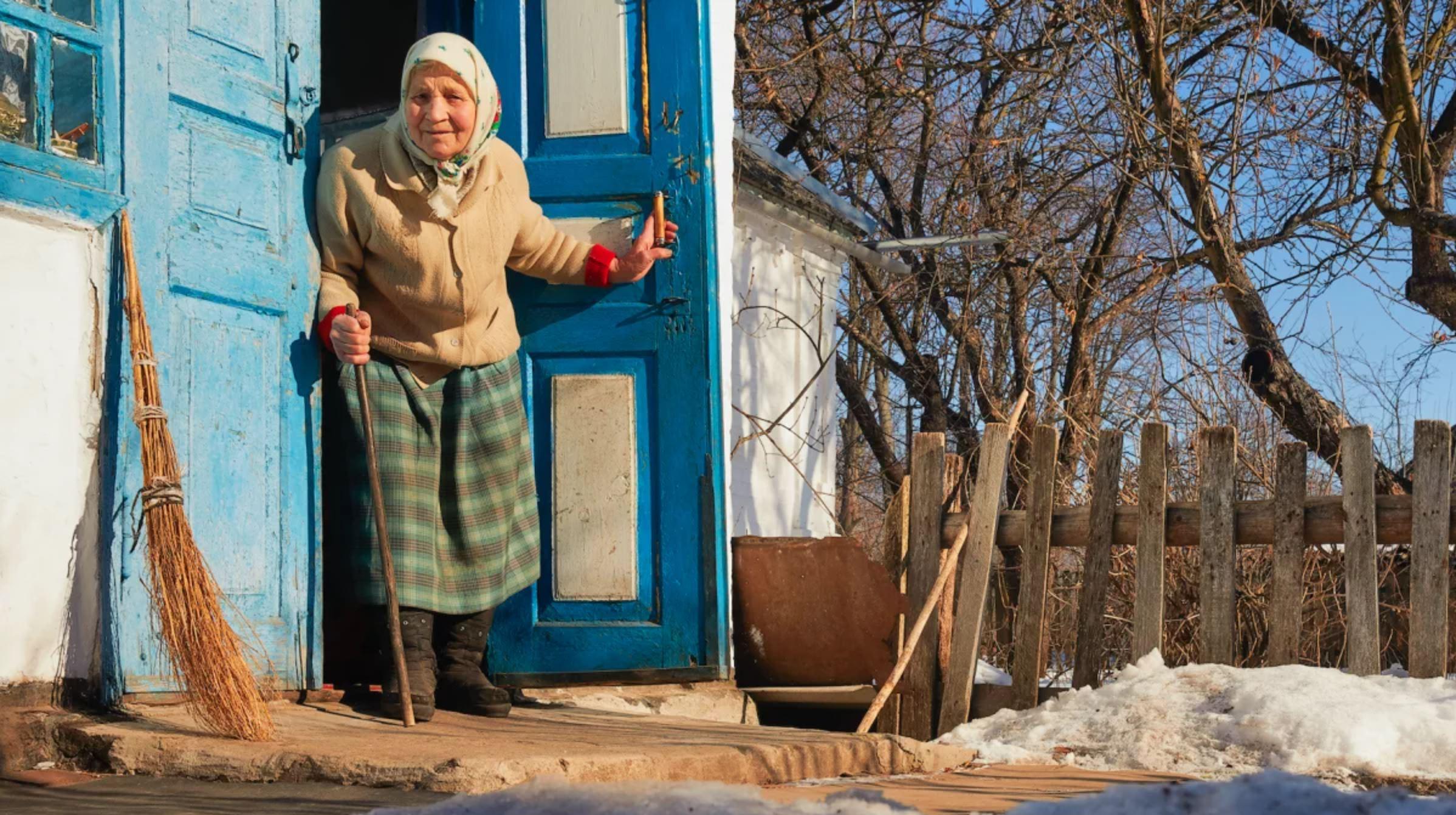 Voedselpakketten Oekraïne